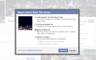 how-to: block people on facebook timeline