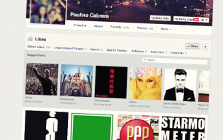 how to hide liked pages on facebook