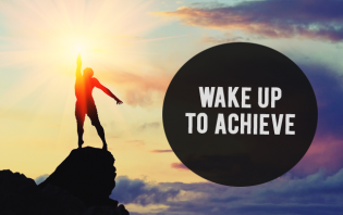 wake up early and achieve more in business