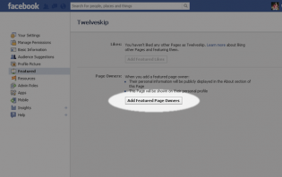 how to feature page owners on your facebook page