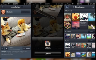 how to repost instagram photos using apps