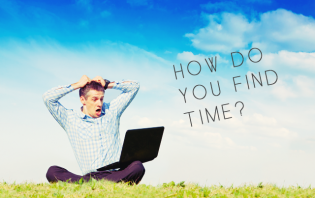 14 awesome tips to find time to blog