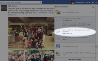 view all facebook notifications in one page