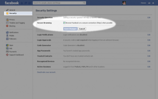 7 security features you can use to protect your facebook account