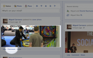 Facebook Launches Photo Comment