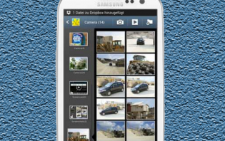 how to save facebook pictures on samsung galaxy s3 gallery