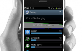 how to show battery percentage of your samsung galaxy s3
