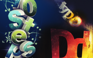 5 best 3d typography tutorials (photoshop & adobe illustrator)