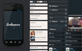free modern ui kits for android