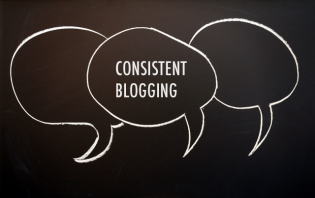 quick tips to blogging consistently