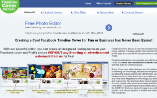 8 top sites to create custom facebook cover photos