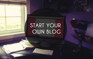 beginners guide: step-by-step tutorial to start your own blog