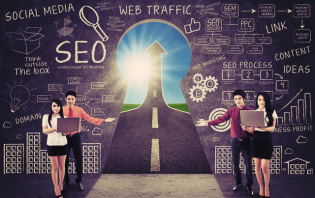 getting the most quality and targeted traffic to your website