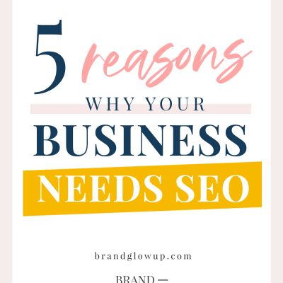 5 Beneficial Reasons Why Your Business Needs SEO