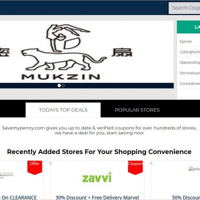 20 Most Reliable Coupon Sites