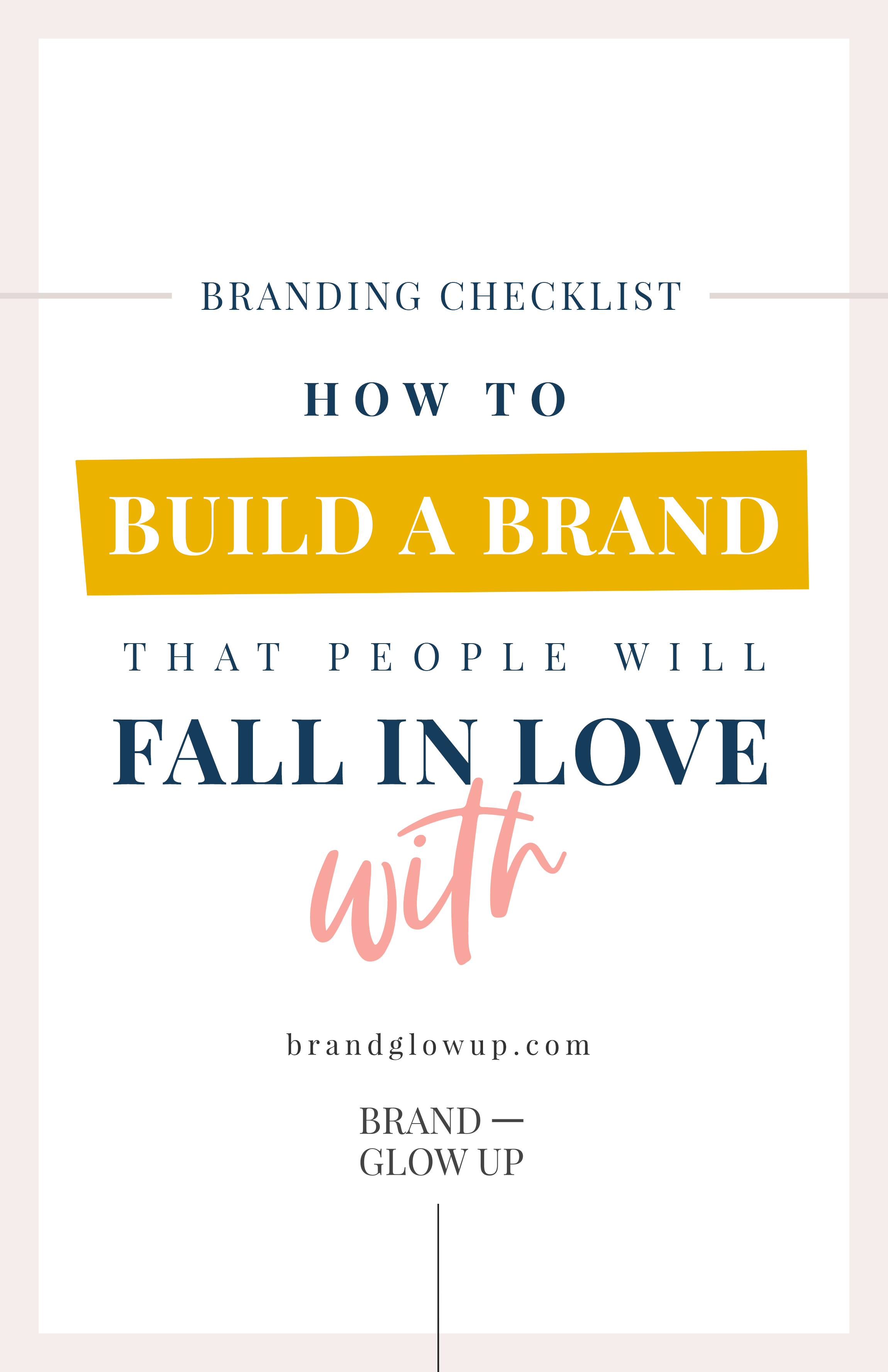 How to Build an Effective Brand
