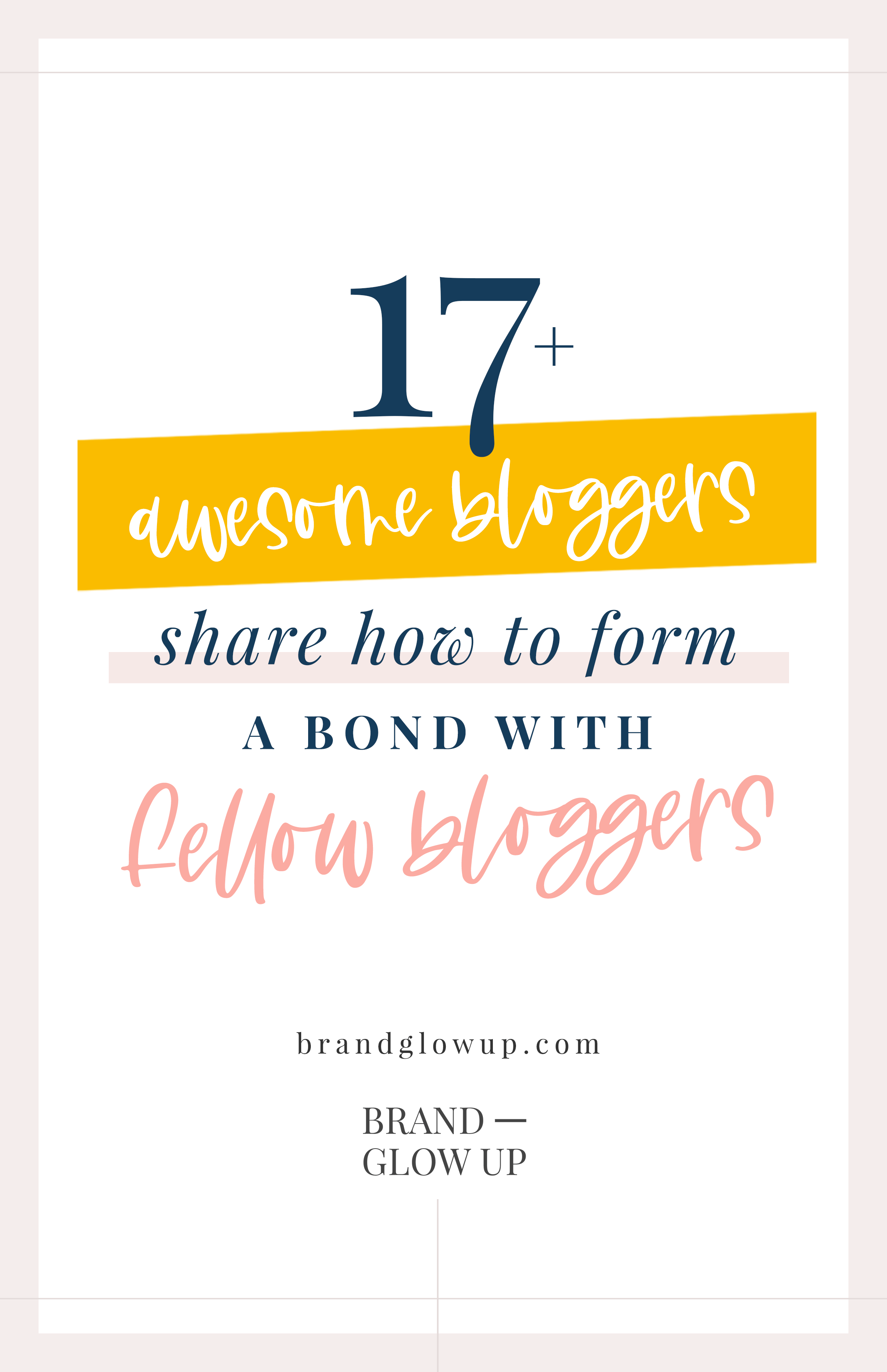How to Make Friends with Other Fellow Bloggers
