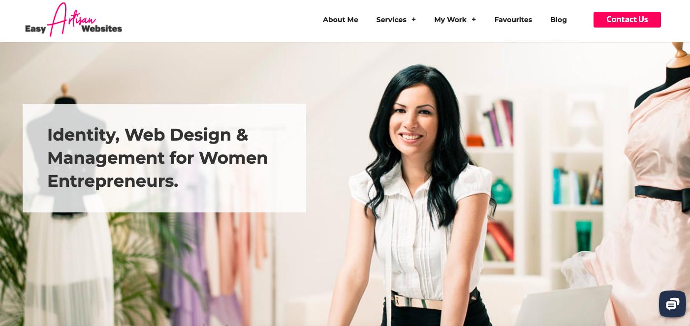 Easy Artisan Website