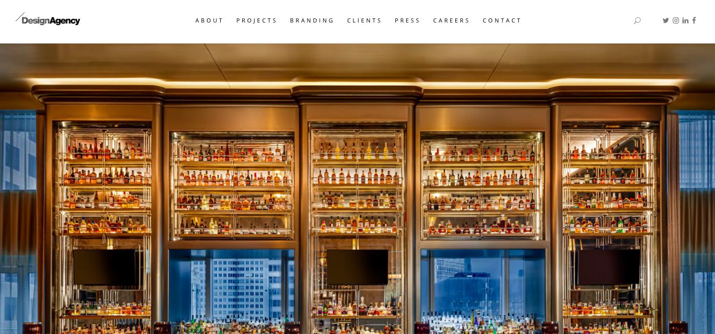 Design Agency Luxury Web Design