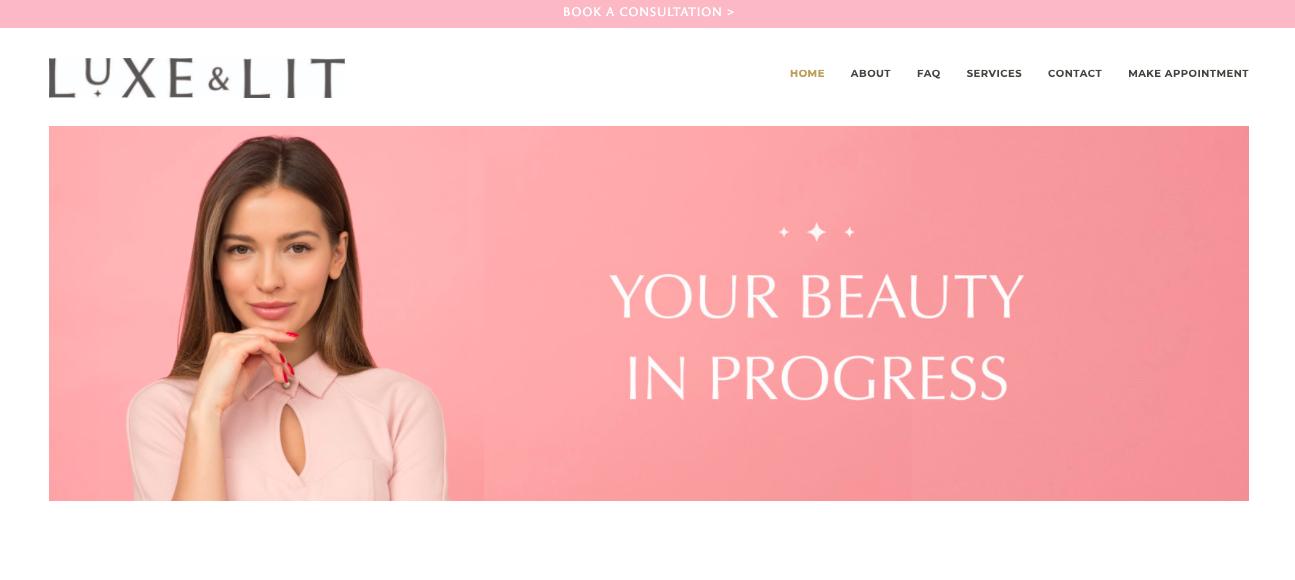 Front Porch Studio Website Design