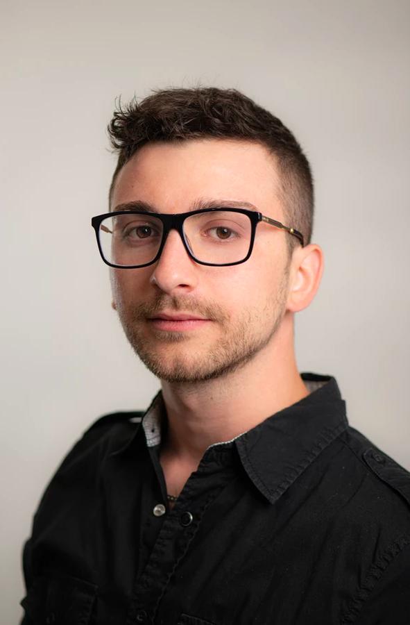 Alex Russo professional headshot photographers in Toronto