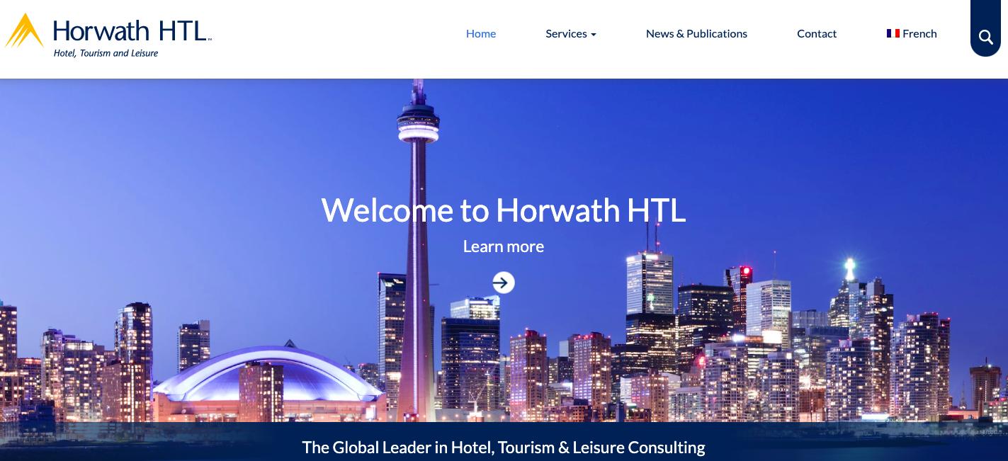Horwath HTL Website