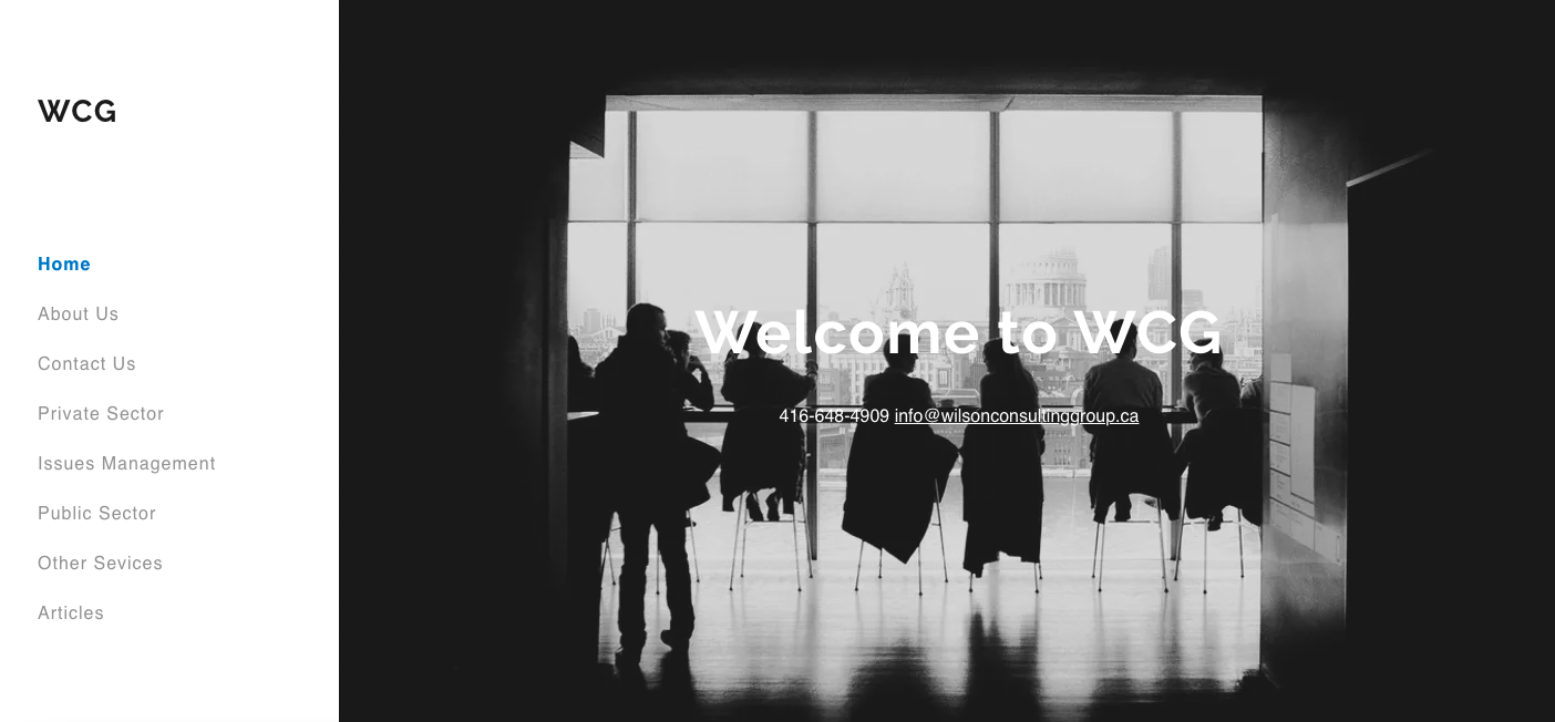 Wilson Consulting Group Hospitality Business Consulting Companies in Toronto