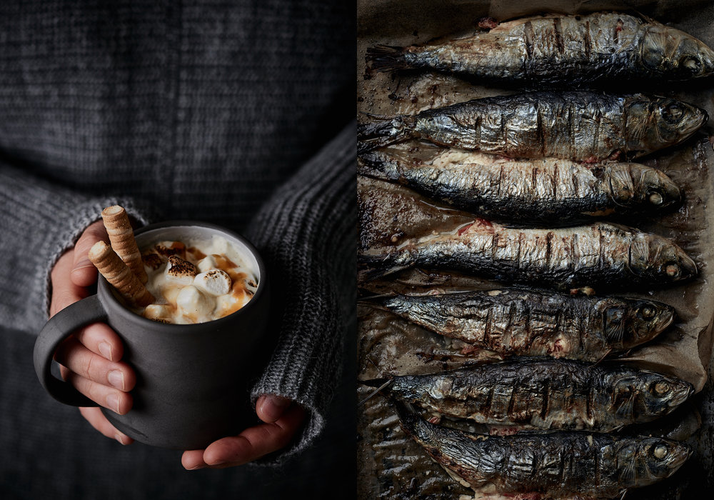 Dylan Stewart food and product photographer