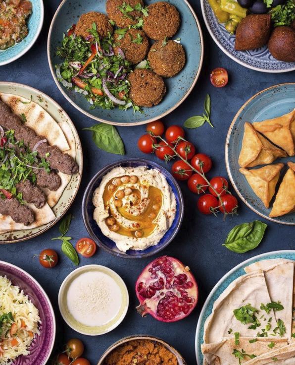 Nourish Marketing, food influencers